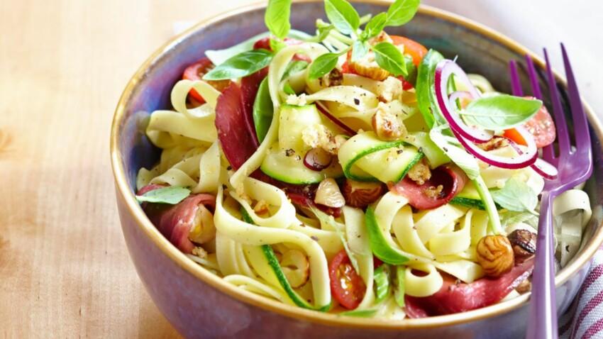 Salades de pâtes : 10 recettes faciles et gourmandes pour un dîner vite prêt