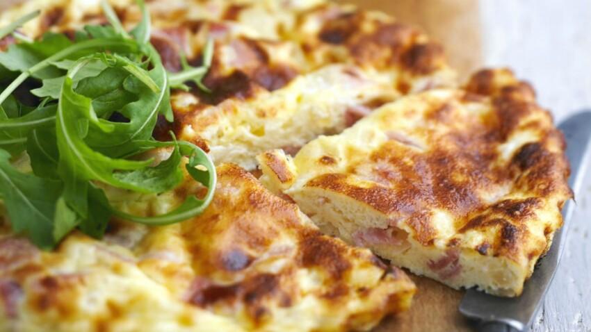 Quiche sans pâte : 10 recettes gourmandes et plus légères