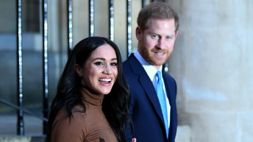 Meghan et Harry dévoilent les détails de leur départ de la famille royale