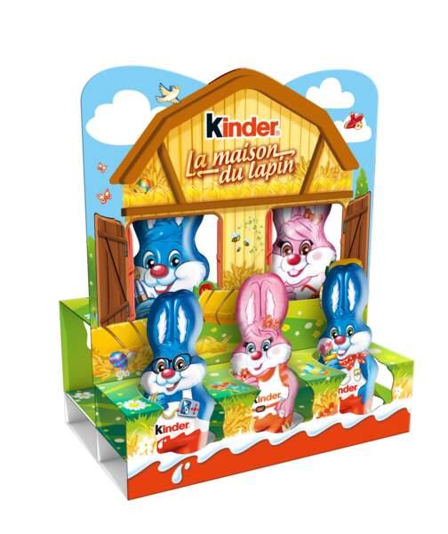 Maison du lapin - Kinder