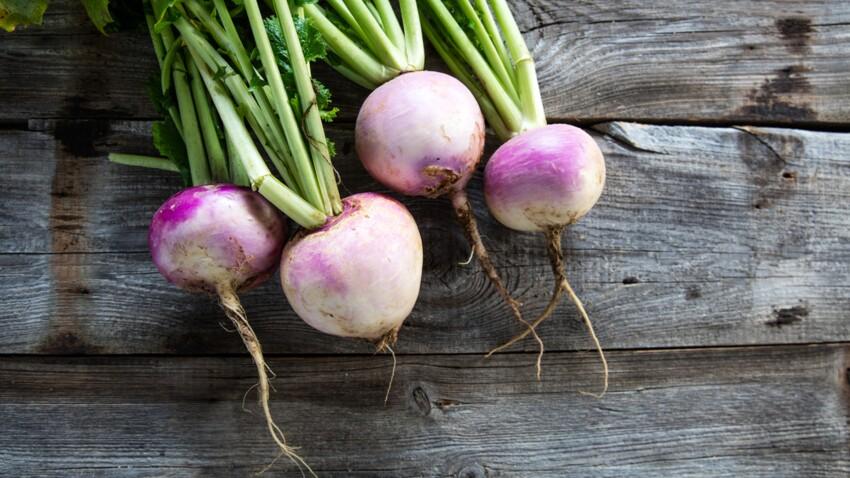 Antioxydant, allié minceur, riche en fibres : 5 vertus santé du navet