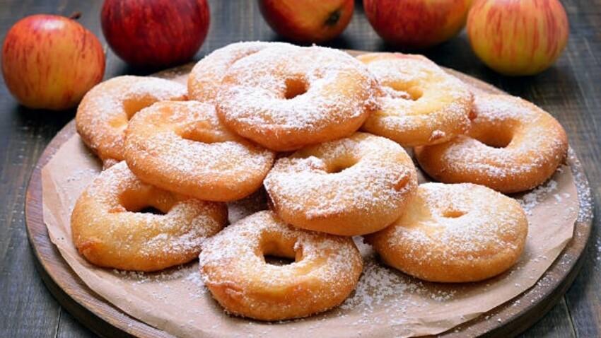 Beignets aux pommes healthy sans sucre et sans friture : découvrez ...