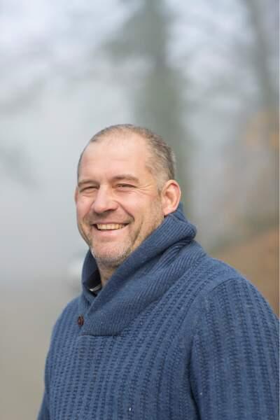 Laurent, 45 ans, éleveur de vaches allaitantes en Normandie
