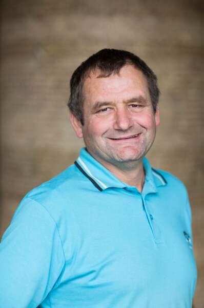 Eric l'Auvergnat, 57 ans, éleveur laitier (Auvergne-Rhône-Alpes)
