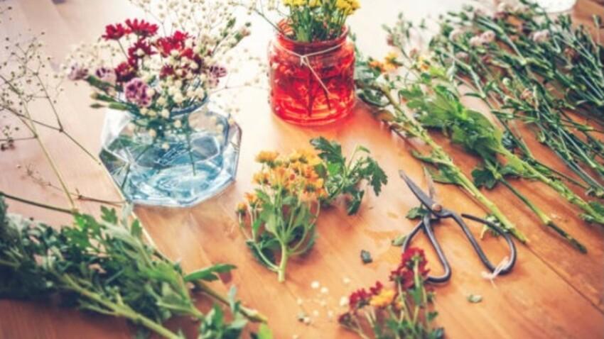 Nos secrets de grands-mères pour entretenir les fleurs