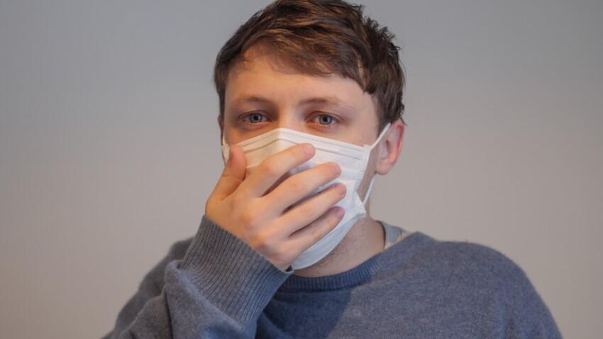 Barbe, moustache : votre pilosité faciale nuit-elle à l'efficacité des masques anti-virus ?