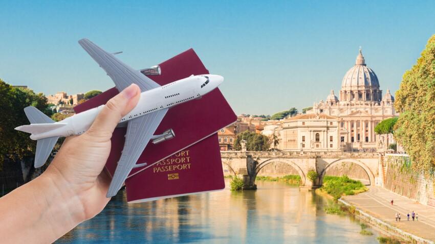 Avion, train… peut-on se faire rembourser ses billets pour l'Italie ?