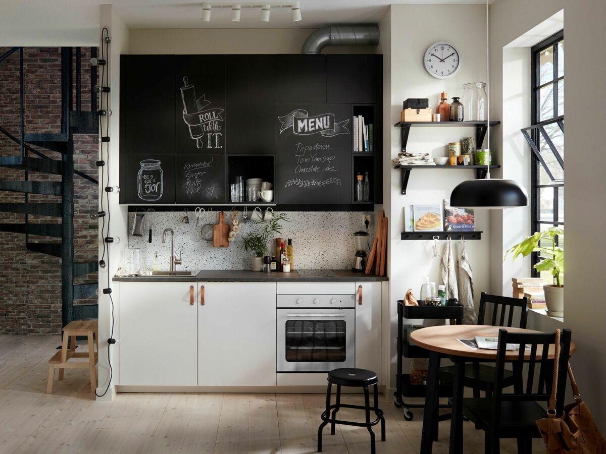 Carrelage Mural Cuisine Ikea 20 astuces pour relooker ma cuisine sans me ruiner : femme