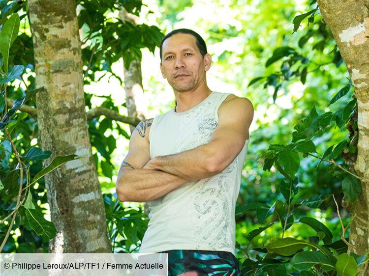 """Teheiura (""""Koh Lanta"""") bientôt papa : l'aventurier dévoile le sexe de son quatrième enfant"""