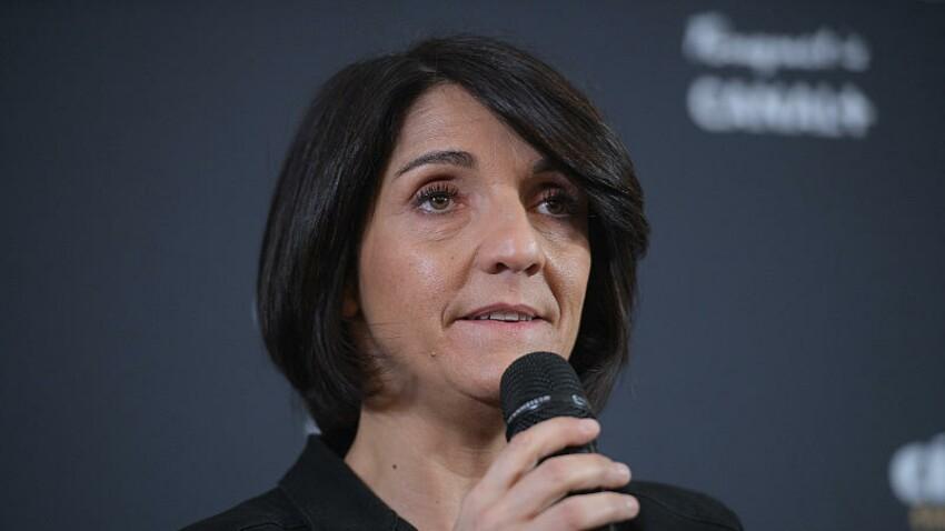 """César 2020 : """"Popol"""",""""Atchoum""""... Florence Foresti s'en prend à Roman Polanski dans son discours"""