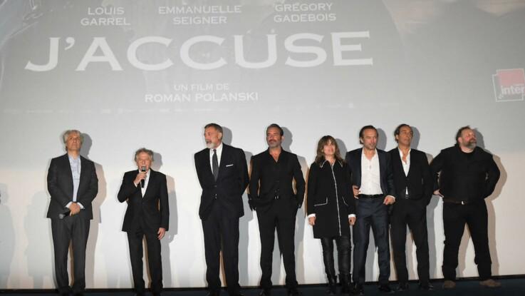 """""""César"""" 2020 : Jean Dujardin et sa compagne Nathalie Péchalat réagissent à la polémique Polanski"""