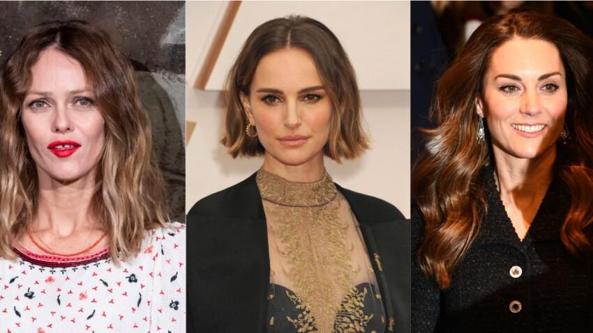 Cheveux châtains : 20 nuances de stars à adopter à l'automne