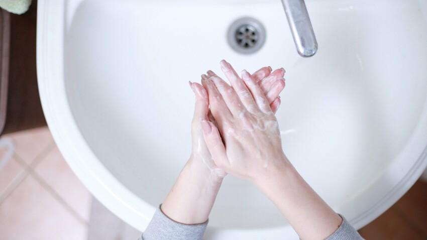 Virus, bactéries… Les bons gestes pour se laver les mains efficacement