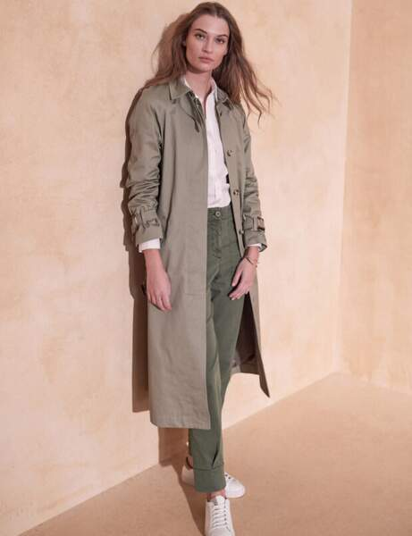 Tendance trench : utilitaire