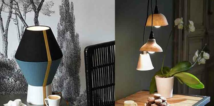 DIY : 7 lampes design à créer soi-même