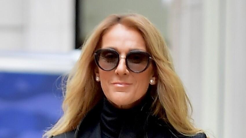 Céline Dion change radicalement de look et sort le jogging fluo !