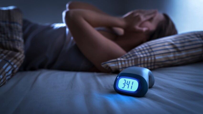 Réveils nocturnes : je me lève la nuit, qu'est-ce que ça cache ?