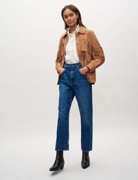Tendance veste à franges : top 10 des modèles les plus