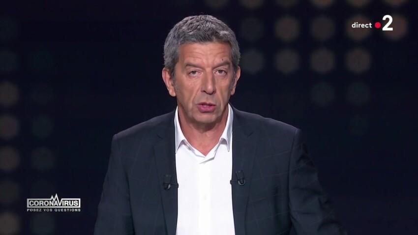 """Coronavirus : Michel Cymes tient à rassurer les Français, """"Il n'y a pas de psychose à avoir"""""""