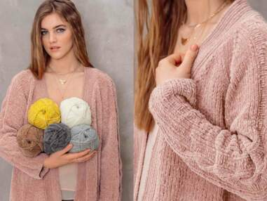 Tous nos modèles de gilets en laine pour femme