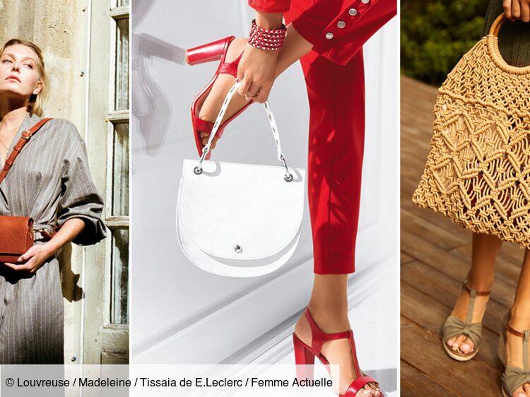 Mode + 50 ans : quel sac à main tendance adopter ? : Femme