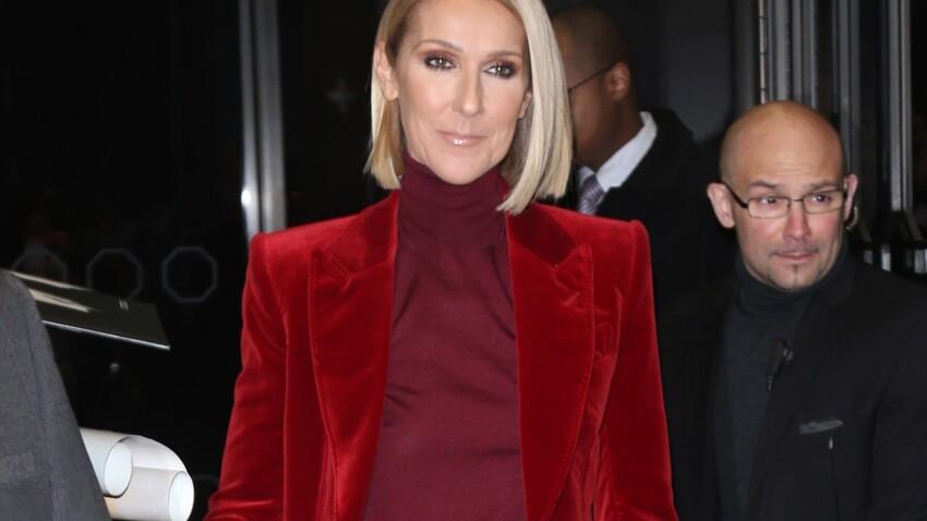 Céline Dion remet une coiffure d'enfance au goût du jour !