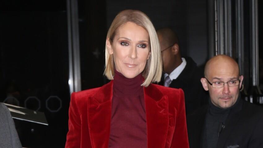 Céline Dion : à 52 ans la chanteuse adopte une coiffure et un maquillage très tendance