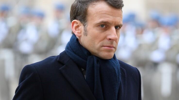 Coronavirus : la technique très particulière d'Emmanuel Macron pour ne plus serrer les mains