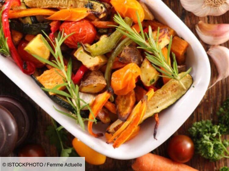Nos astuces pour réussir la cuisson des légumes au four