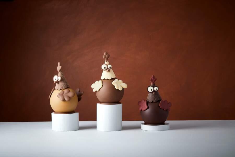 Les coquettes - Cyril Lignac