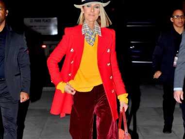 Céline Dion retour sur ses looks les plus incroyables dans les rues de New York