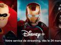 """""""Disney +"""" : 500 films, 300 séries… découvrez le catalogue intégral des contenus de la plateforme de streaming"""