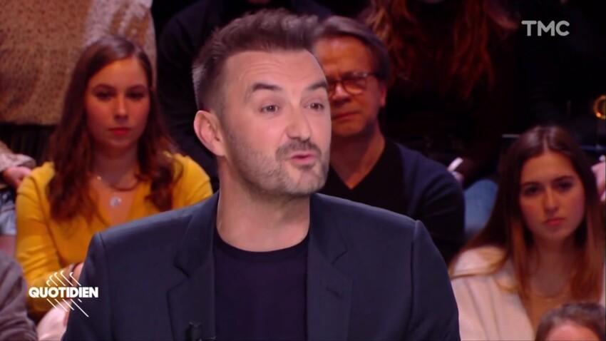 """Cyril Lignac revient sur son grave accident de scooter et en dévoile la cause dans """"Quotidien"""""""