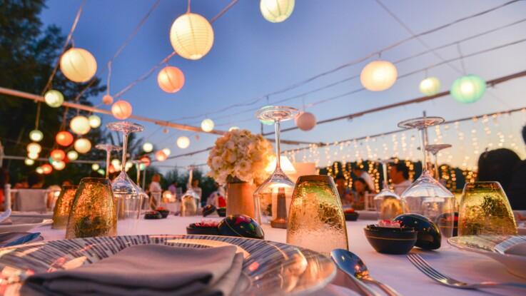 Tendances décoration de mariage 2020 : les idées dont il faut absolument s'inspirer