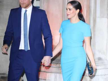 Meghan Markle et le prince Harry font sensation pour leur retour au Royaume-Uni
