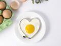 Un œuf par jour : non, il n'y a pas de risque pour le cœur !