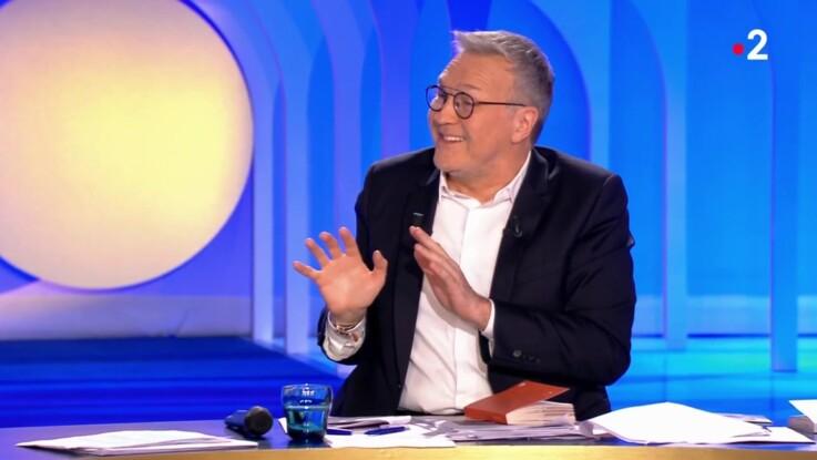 """""""Un peu de tenue"""" : Laurent Ruquier recadré par un célèbre journaliste dans """"On n'est pas couché"""""""