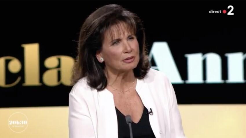 """Anne Sinclair aux commandes de """"7 sur 7"""" : """"J'avais une féroce envie de partir"""""""