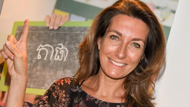 Anne-Claire Coudray se confie sur sa relation avec Gilles Bouleau