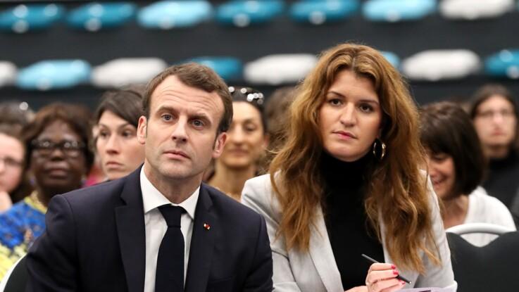 Marlène Schiappa recadrée par Emmanuel Macron lors d'un Conseil des ministres ? Elle préfère ironiser