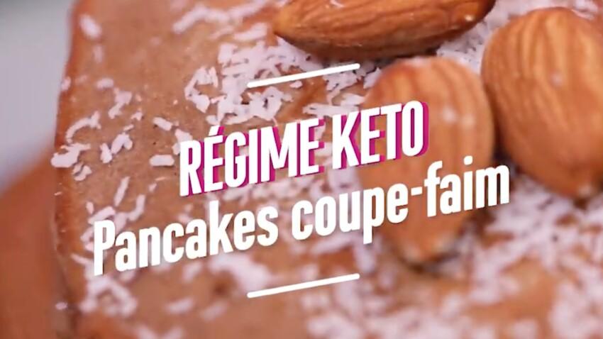 Recette des pancakes coupe-faim