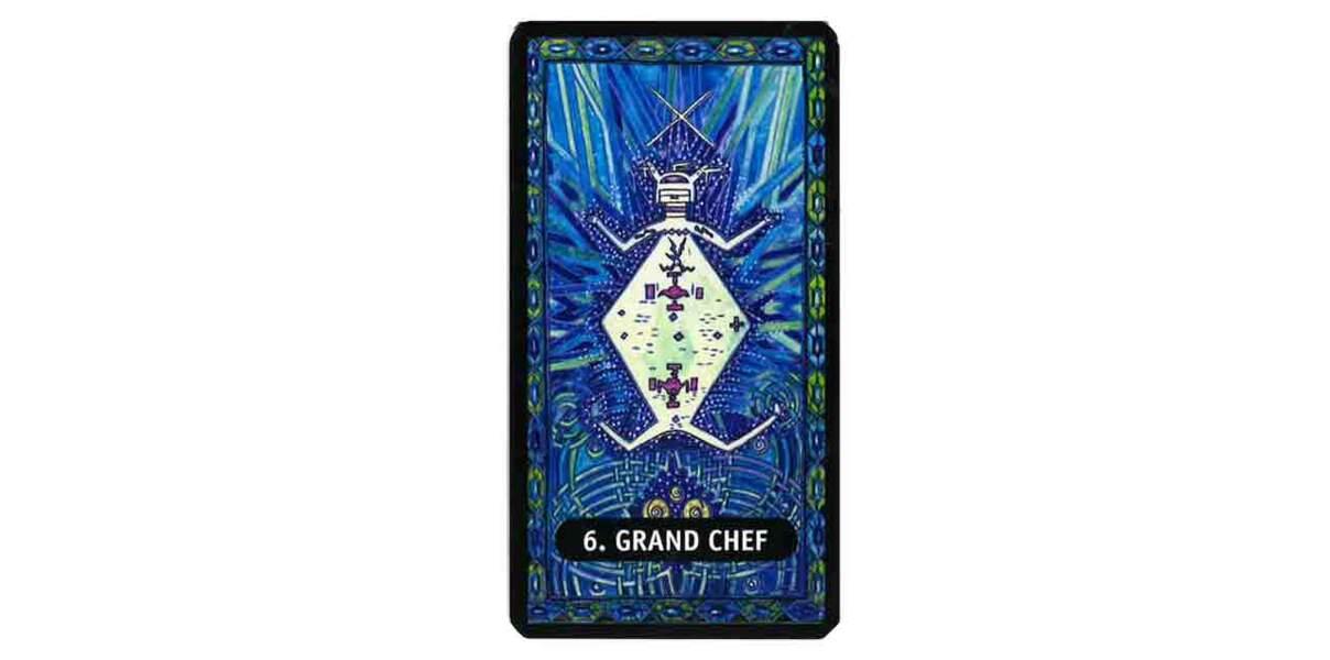 Tarot des chamans indiens : le grand chef