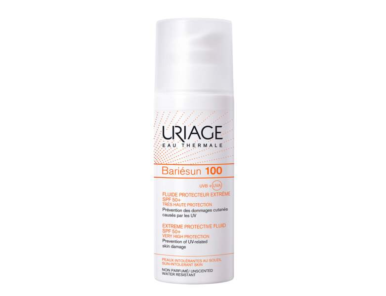 Crème solaire : un soin pour les peaux intolérantes par Uriage