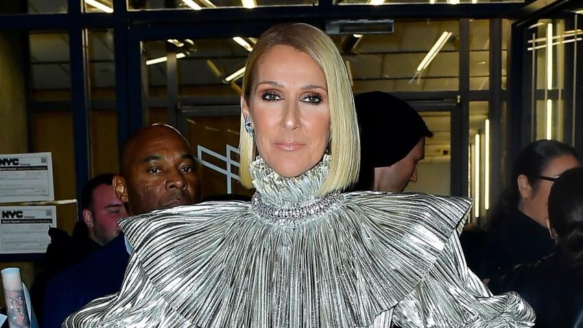 Céline Dion, encore une nouvelle coupe de cheveux ! C'est canon !