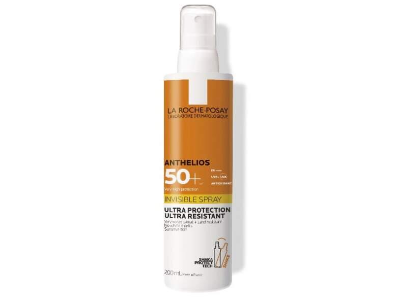 Crème solaire :la protection invisible La Roche Posay