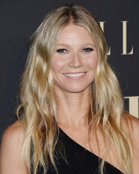 Pour une chevelure toujours au top, Gwyneth Paltrow utilise le shampooing sec Klorane