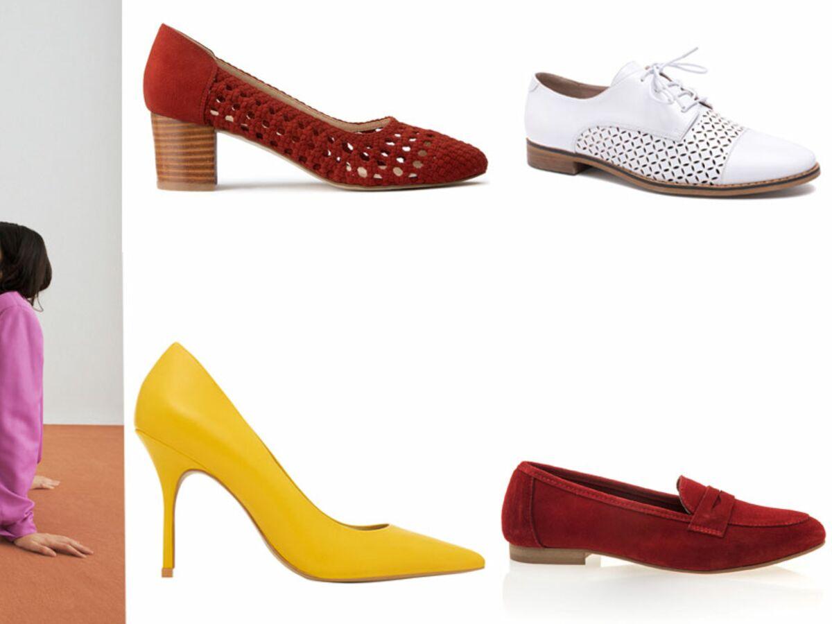 Chaussures tendance : 20 nouveautés canons à shopper pour