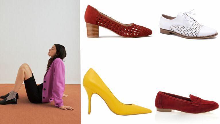 Chaussures tendance : 20 nouveautés canons à shopper pour rester stylée