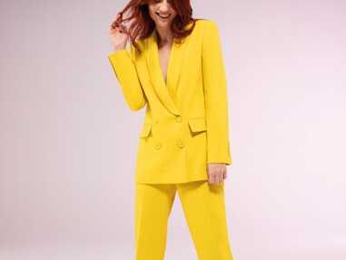 Tailleur pantalon tendance : les plus beaux modèles colorés printemps-été 2020