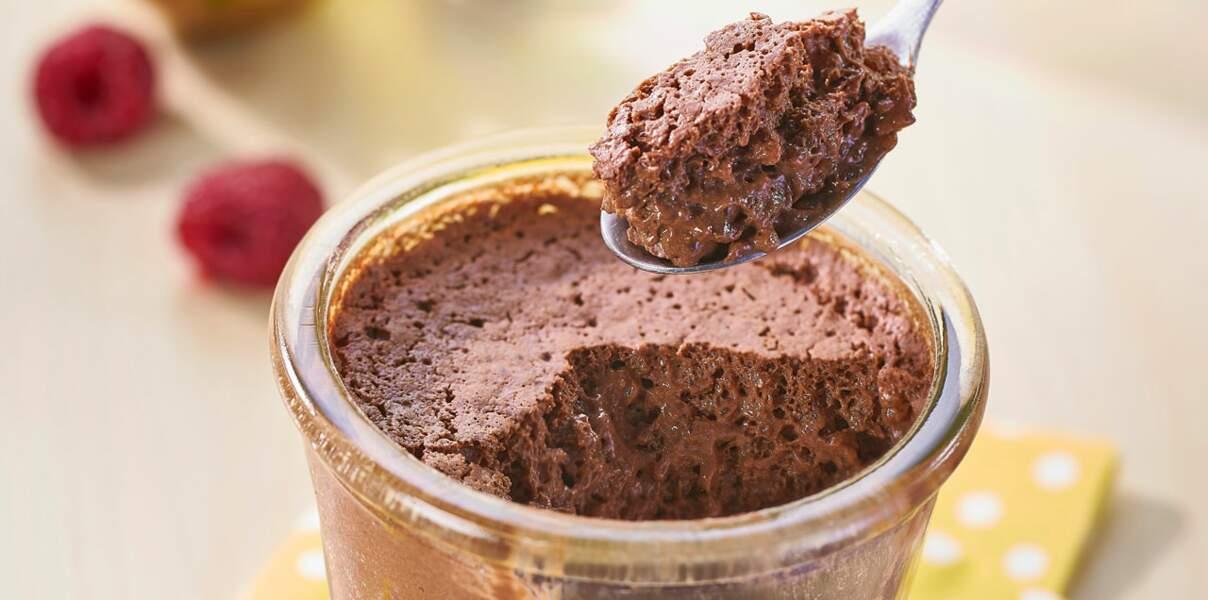 Mousse au chocolat vegane « bluffante » au tapioca